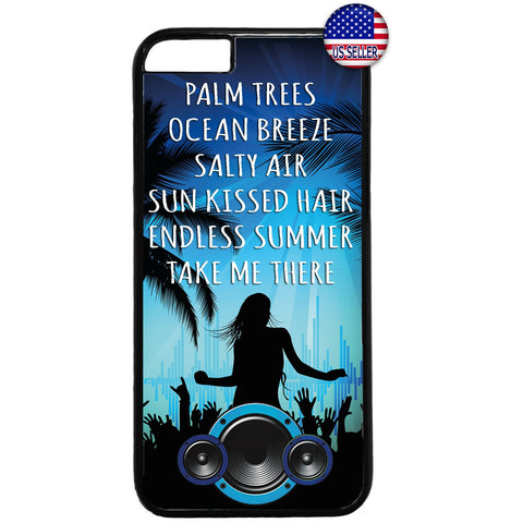 Hello Summer Nights Rubber Case Cover For Iphone