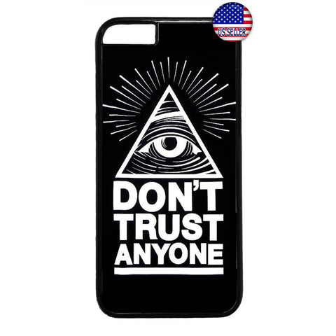 Illuminati Mason Eye Rubber Case Cover For Iphone