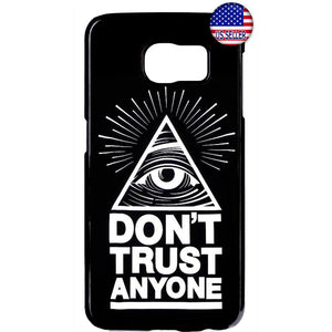 Illuminati Mason Eye Rubber Case Cover For Samsung Galaxy