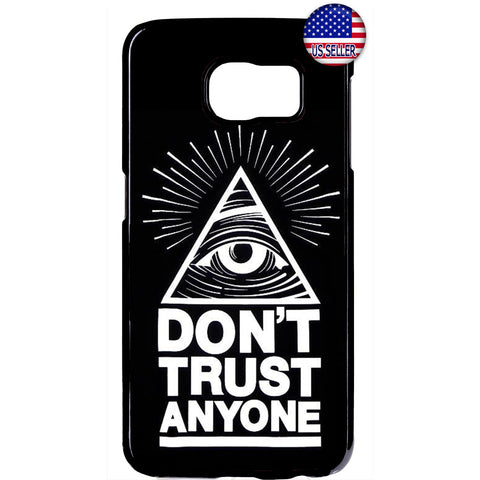 Illuminati Mason Eye Rubber Case Cover For Samsung Galaxy Note