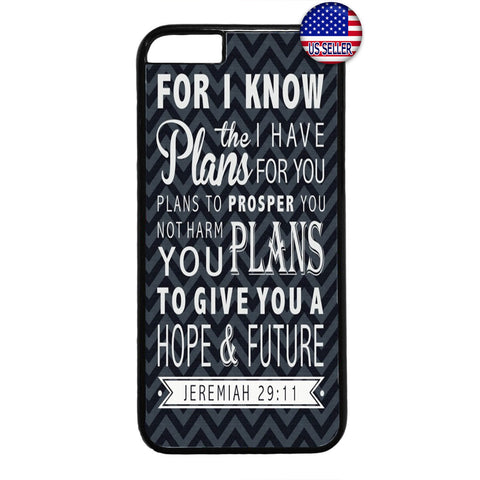 Jesus Christ Bible Verse Christian Rubber Case Cover For Iphone