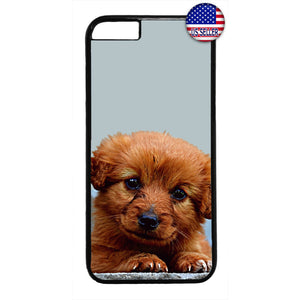 Paws Cute Puppy Dog Pet Rubber Case Cover For Iphone