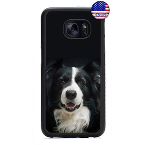Dog Lovers Best Friend Rubber Case Cover For Samsung Galaxy