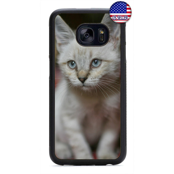 Kitty Cat Kitten Pet Fur Rubber Case Cover For Samsung Galaxy Note