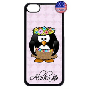 Aloha Hula Dancer Hawaii Rubber Case Cover For Ipod Touch