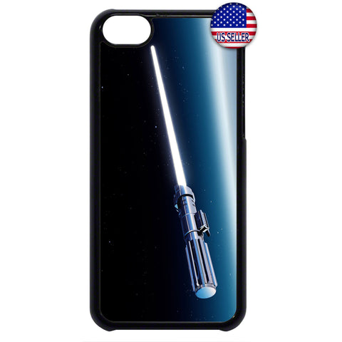 Light Saber Jedi Weapon Rubber Case Cover For Ipod Touch