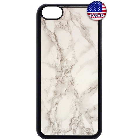 Pearl White Marble Granite Rubber Case Cover For Ipod Touch