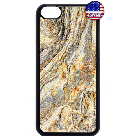Marble Stone Granite Rubber Case Cover For Ipod Touch