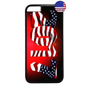 USA Flag 2017 America United States Rubber Case Cover For Iphone
