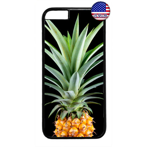 Pineapple Tropic Fruit Rubber Case Cover For Iphone
