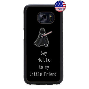 Funny Vader Scarface Rubber Case Cover For Samsung Galaxy Note