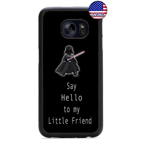 Funny Vader Scarface Rubber Case Cover For Samsung Galaxy