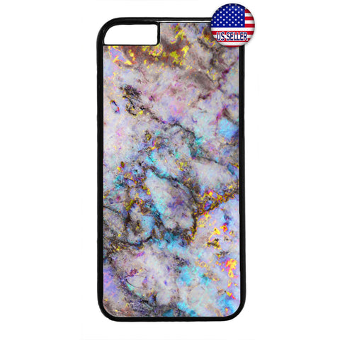 Stone Granite Marble Rubber Case Cover For Iphone