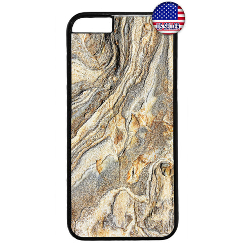 Marble Stone Granite Rubber Case Cover For Iphone