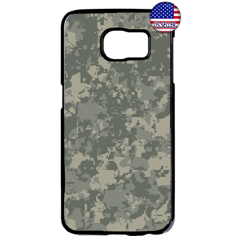 Digital Camouflage Marines Rubber Case Cover For Samsung Galaxy
