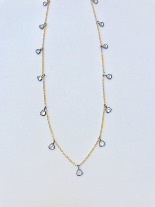 Two toned chain