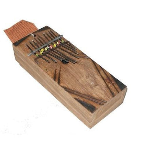 Small Kalimba Thumb Piano Handmade and Fair Trade