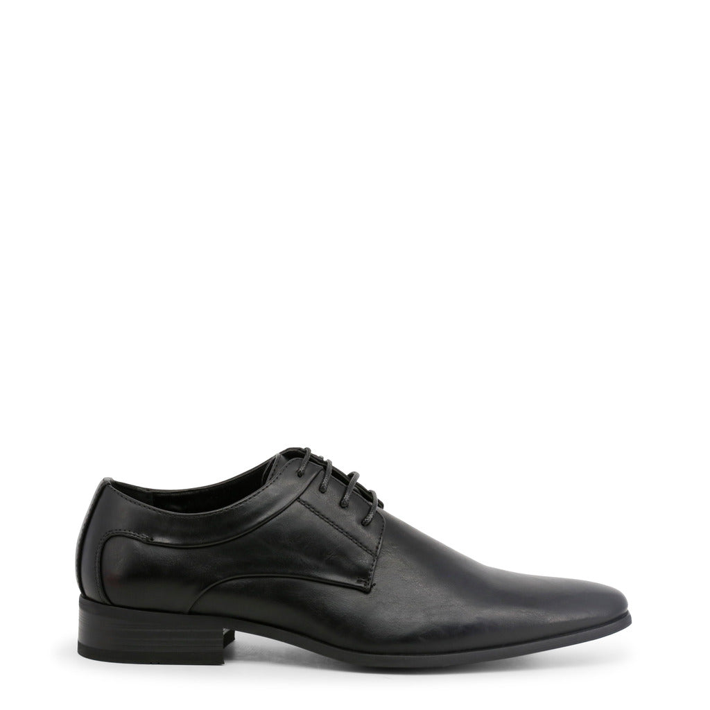 Duca di Morrone SMITH_BLACK Chaussures à lacets