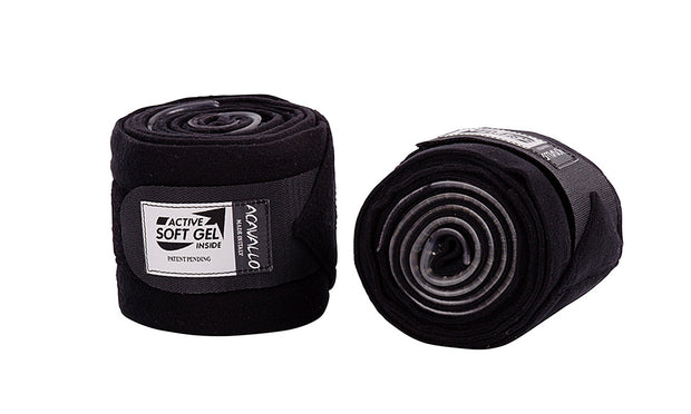Fleece-Gel-Fleece Polo Wrap, Polo Wraps, Acavallo - Laura's Tack Room