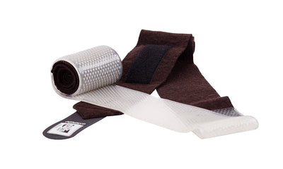 Virgin Wool Gel Polo Wrap, Polo Wraps, Acavallo - Laura's Tack Room