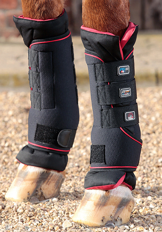 Nano-Tec Infrared Boot Wraps, Infrared Horse Therapy, Premier Equine - Laura's Tack Room