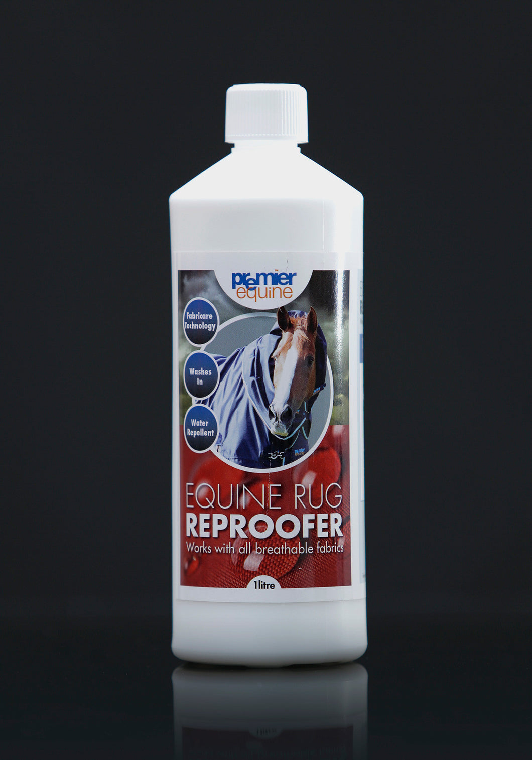 Equine Rug Reproofer, Leather Care & Blanket Care, Premier Equine - Laura's Tack Room