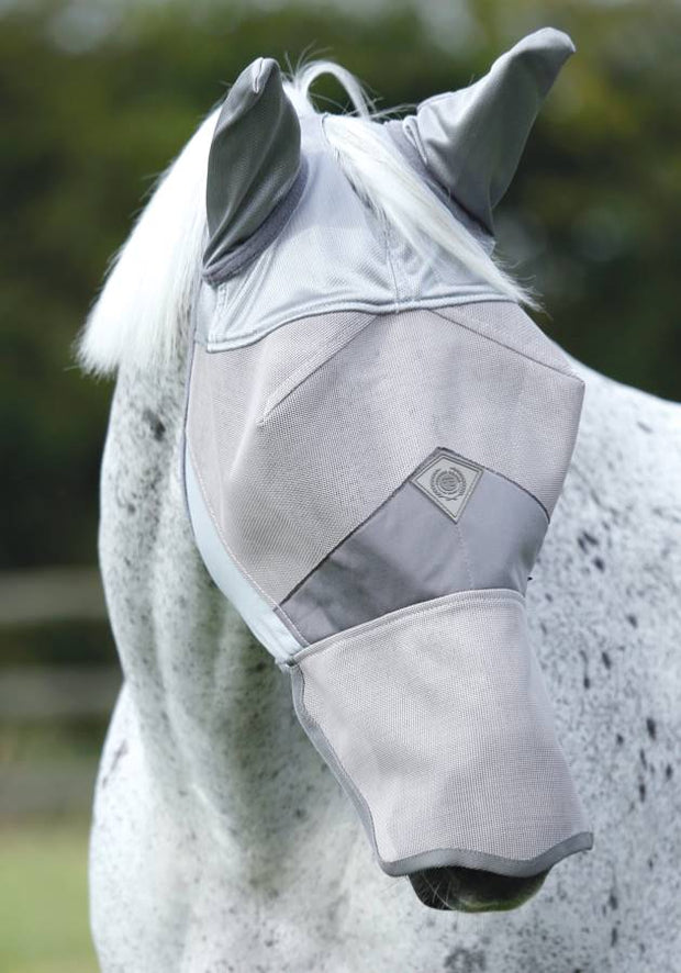 Buster fly mask + from Premier Equine
