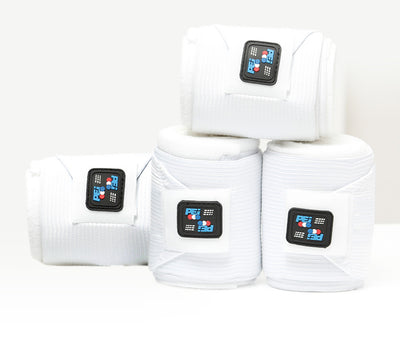 Elasti-Fleece Combo Polo Bandages, Polo Wraps, Premier Equine - Laura's Tack Room
