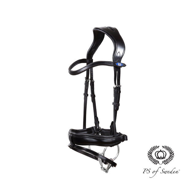 Flying Change bridle, Snaffle Bridle, Ps of Sweden - Laura's Tack Room