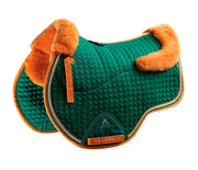 Merino Wool European GP/Jump Square, Show Jumping Saddle Pad, Premier Equine - Laura's Tack Room