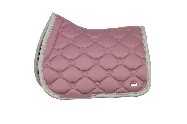 Jumping Saddle Pad Monogram