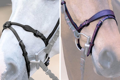HvE Noseband, Noseband, Ps of Sweden - Laura's Tack Room