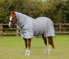 Super Lite Fly Rug with Belly Flap, Horse Fly Sheet, Premier Equine - Laura's Tack Room