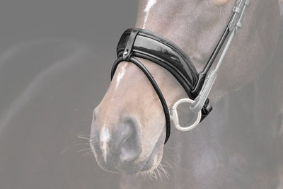 Flying Change Delux Noseband, Noseband, Ps of Sweden - Laura's Tack Room
