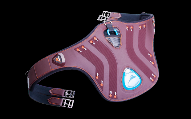eDiamond Girth with belly guard, Belly Guard Girth, eQuick - Laura's Tack Room
