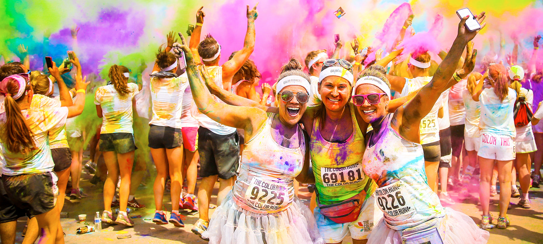 Color Run Supplies. 87 likes. All your color run needs. We can provide you with a single packet of color, or full management of your groups event.