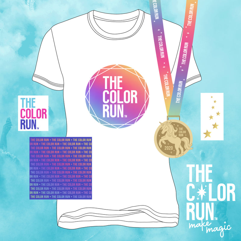 The Color Run 5K - Your Way