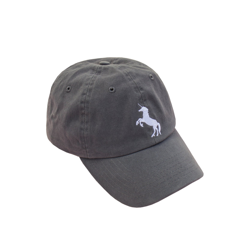 Embroidered Unicorn Hat
