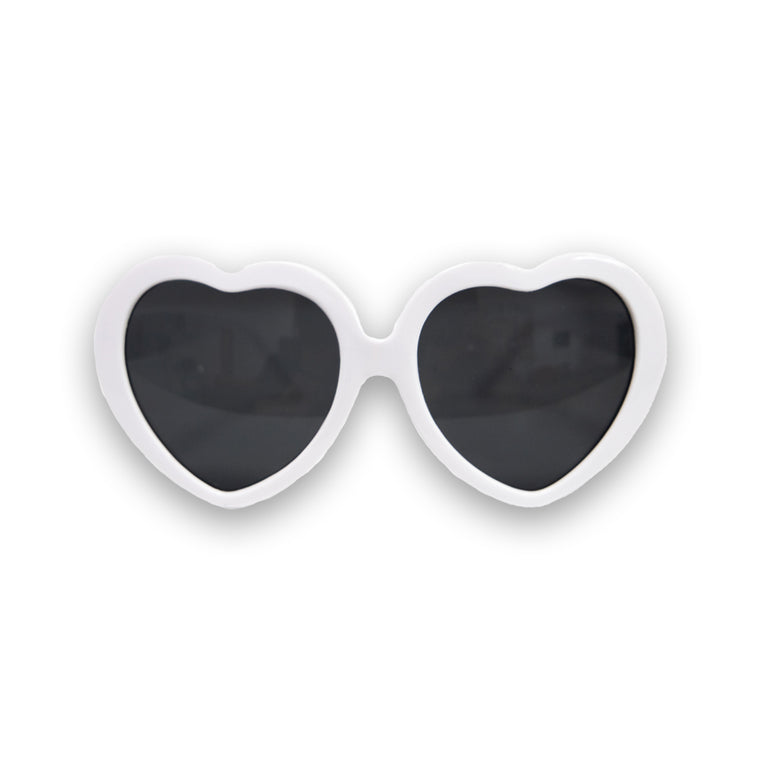 White Heart Sunnies