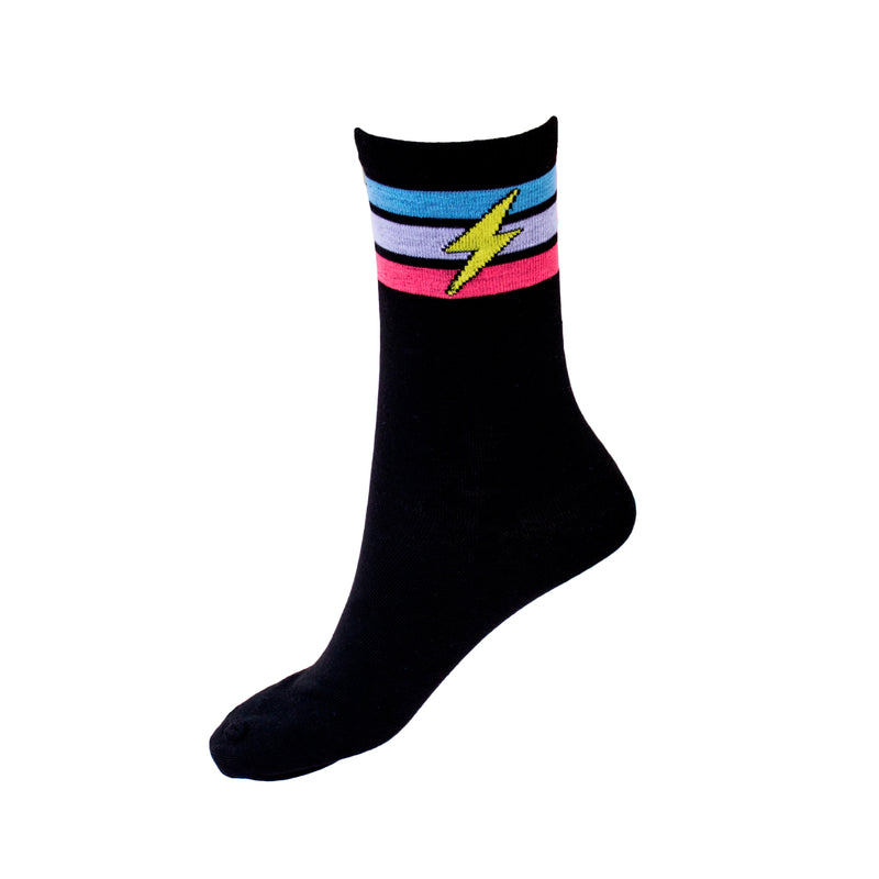 Lightning Bolt Socks