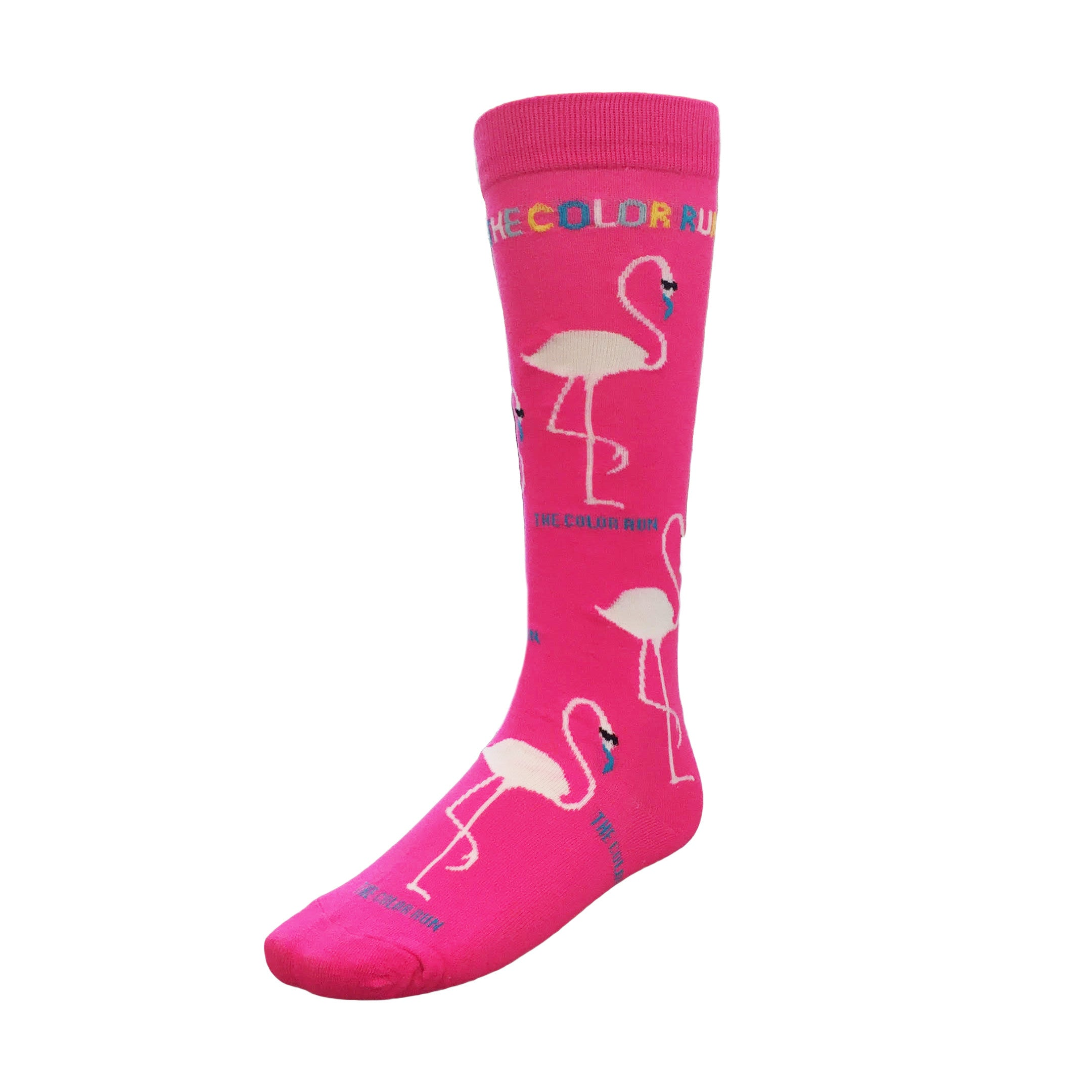 Flamingo Running Socks