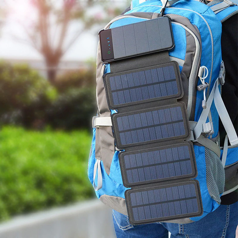 solar panel portable charger