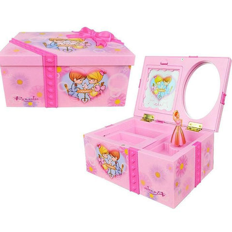 girls musical jewellery box