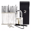 Lock Pick Training Set, Slotenmaker Levert, 7 Moli Store, Live Your Expression