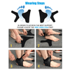 Adjustable Ankle Support Sleeve