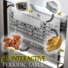 3D Interactive Periodic Table.