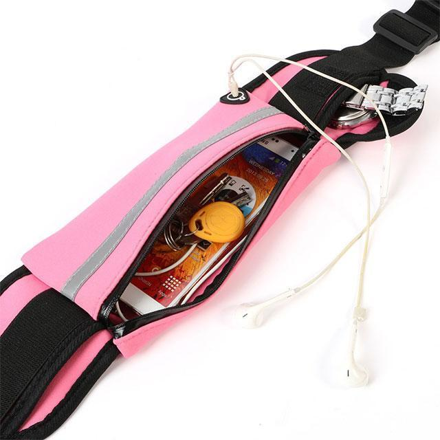 Lightweight Running Belt