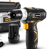 Cordless Wireless Electric Screwdriver and Power Drill