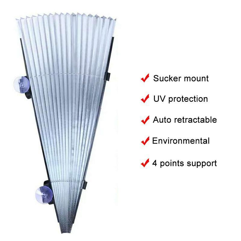 Retractable Car Visor