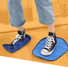 Hands-Free Non-Slip Shoe Protector Covers-Slip Resistant Reusable Boot Guards!
